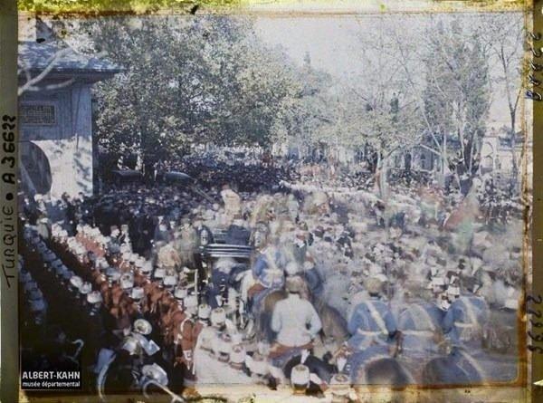 Türkiye'nin 100 yıl öncesine ait fotoğrafları