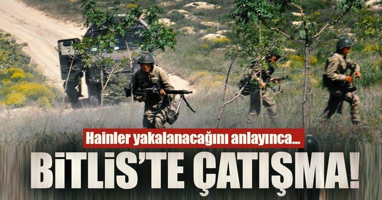 Bitlis'te terör operasyonu: 1 terörist öldürüldü