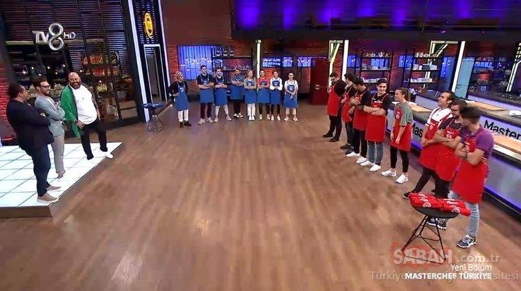 Masterchef kaptanlık oyununu kim kazandı? 21 Eylül 2020 Masterchef kaptanlık oyunu ile mavi ve kırmızı takım kaptanı kim oldu?