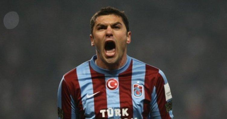 SON DAKİKA | Burak Yılmaz resmen Trabzonspor'da!