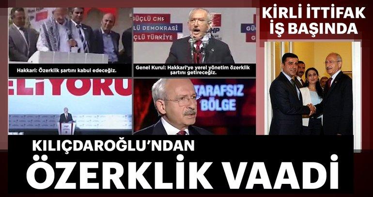 Kılıçdaroğlu'ndan özerklik sözü!
