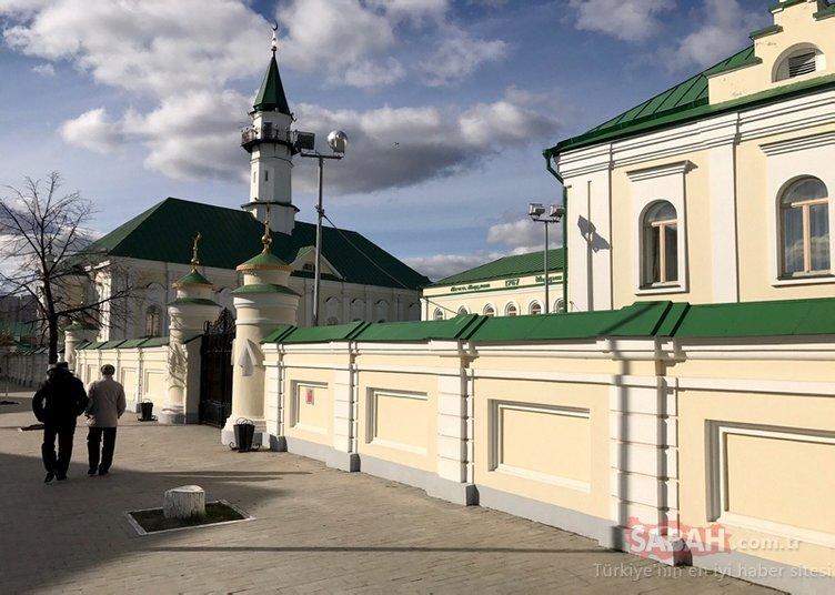 Asya'da kadim şehir: Kazan