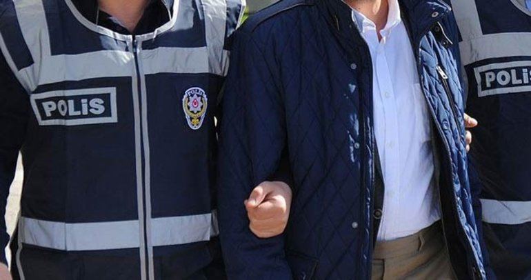 Gaziantep'te FETÖ şüphelisi tutuklandı