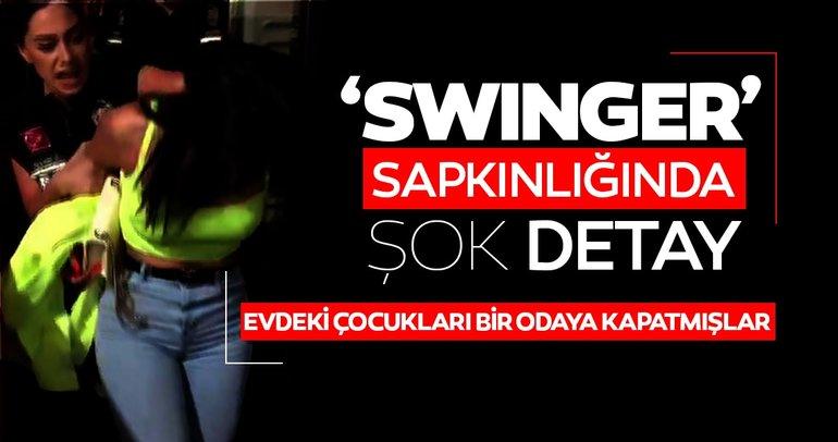 Son dakika haberi: Swinger şebekesine yapılan operasyonda 'iğrenç' detay ortaya çıktı! Çocuklarını odaya kilitlemişler!
