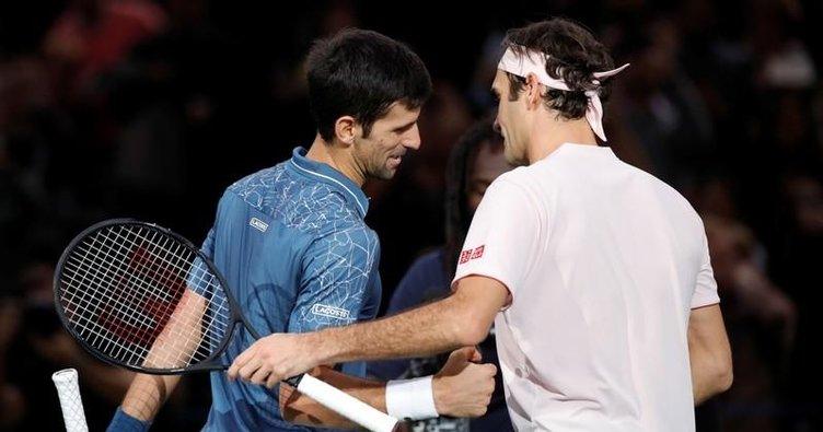 Wimbledon'da perde Federer-Djokovic finaliyle kapanıyor
