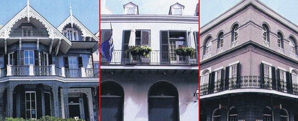 New Orleans'ı mesken tuttular