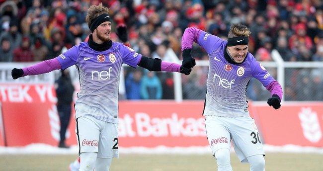 24 Erzincanspor-Galatasaray maç sonucu