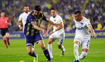 VAR, kırmızı kartlar ve penaltıların damga vurduğu maçta kazanan Fenerbahçe