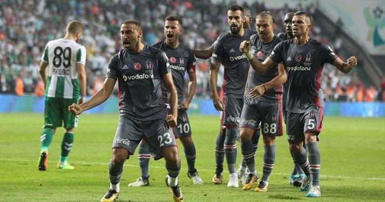 Beşiktaş, Süper Kupa'yı 11 yılda sadece 1 kez kazanabildi