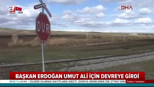 Cumhurbaşkanı Erdoğan devreye girdi: Umut Ali evine dönecek