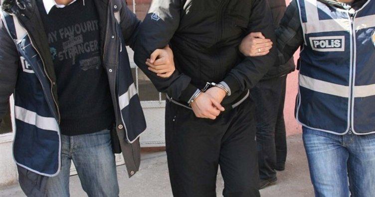 İzmir'de aranan 2 örgüt mensubu yakalandı!
