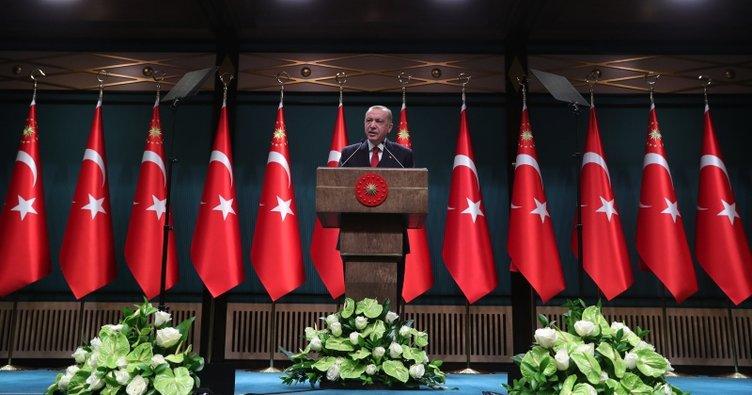 Son dakika haberler: Başkan Erdoğan yeni kararlar için kabineyi topluyor