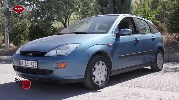 Ford Focus'un dudak uçuklatan değişimi!