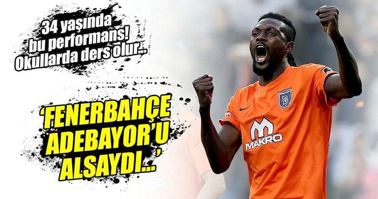 Fenerbahçe, Adebayoru alsa şampiyon olurdu