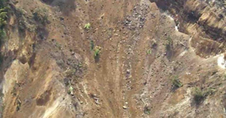 Hindistan'da toprak kayması: 14 ölü