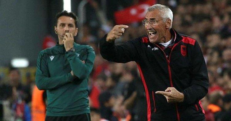 Edoardo Reja: Evet bugün kaybettik ama iyi bir oyunla kayıp oldu