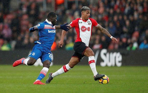 Badou Ndiaye, takım arkadaşı ile kavga etti!