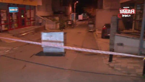 Maltepe'de doğalgaz kaçağı paniğe neden oldu | Video