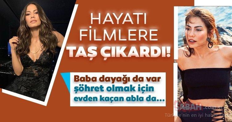 Evden kaçan ablası Demet Özdemir'in hayatını değiştirdi... Doğduğun Ev Kaderindir'in Zeynep'i Demet Özdemir hayat hikayesi ile herkesi şaşırttı!