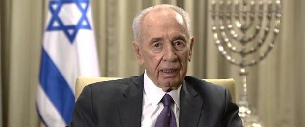 Ortadoğu'nun 'BEYİN KANAMASI' Şimon Peres