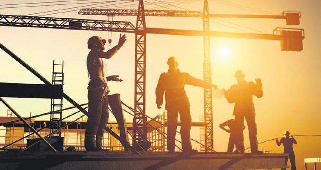 İstihdamda en iyimser inşaat