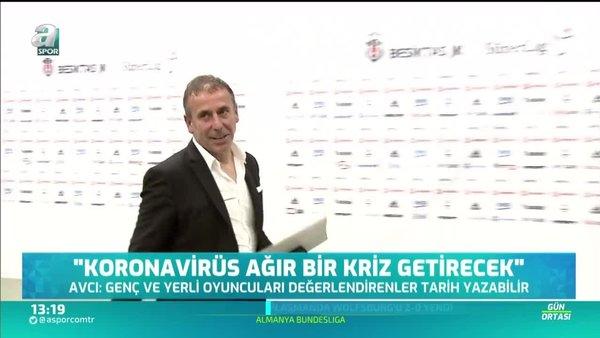 Abdullah Avcı: Beşiktaş'ta yeterli süre tanınmadı