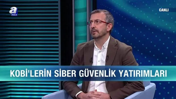 KOBİ'LER siber güvenliğe odaklandı   Video