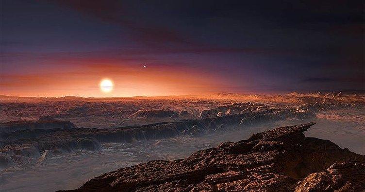 Dünya'ya en yakın öte gezegen yaşanabilir görünüyor