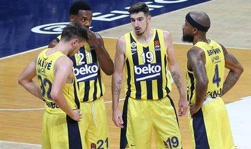 Fenerbahçe Beko sonunu getiremedi!