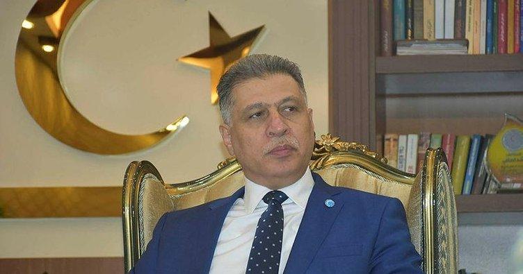 Türkmen lider Salihi'nin Özel Kalem Müdürü'nün evine el bombalı saldırı