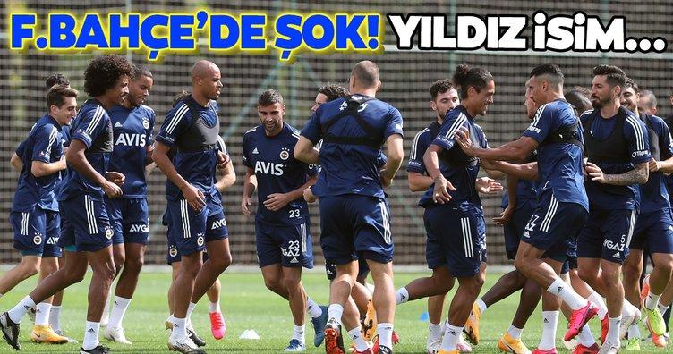 Son dakika haberi: Fenerbahçe'de şok! Yıldız isim...
