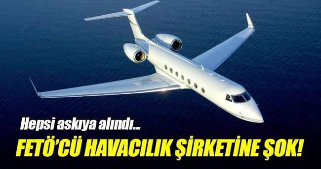 Tarkim Havacılık'ın lisansları askıya alındı!