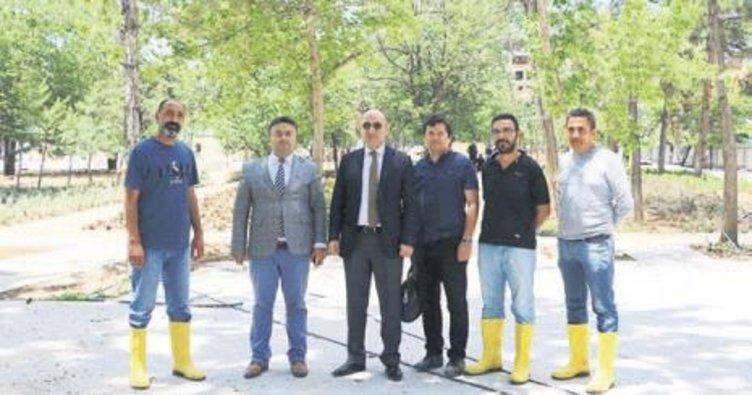 Kırıkkale, Şehir Parkı'na kavuşuyor