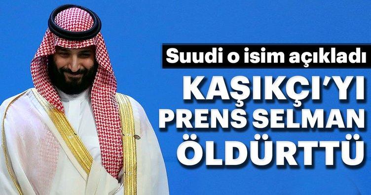 Cemal Kaşıkçı'yı Prens Selman öldürttü