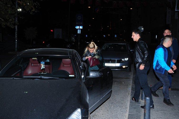 Mesut Özil, İstanbul gecelerinde