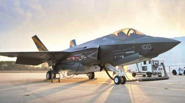 Cumhurbaşkanlığı, F-35 için ilk ihaleyi açtı
