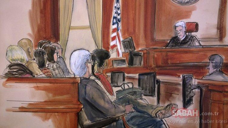 İşte ABD'nin hukuk skandalları!