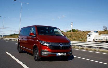 Test · VW Caravelle