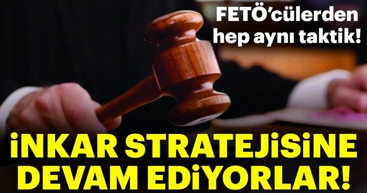Akıncı Üssü davasında FETÖ'cüler yine inkar stratejisine sığındı