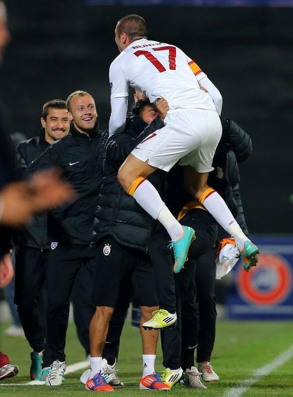 Cluj - Galatasaray