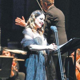 Opera dünyasının Angelina Jolie'si