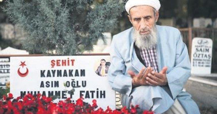 Şehit Kaymakamın babası: Evlat unutulmuyor