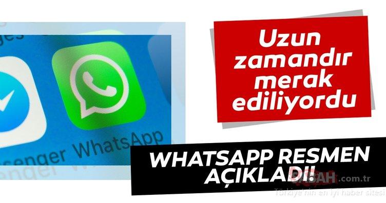 WhatsApp'ın kullanıcı sayısı belli oldu!