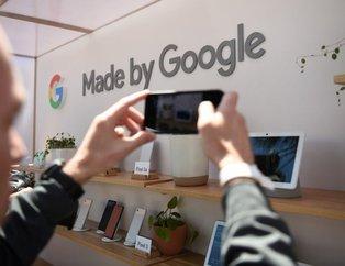 Google yeni oyuncaklarını tanıttı!