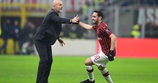 Milan, Hakan Çalhanoğlu ve Zlatan Ibrahimovic ile turladı