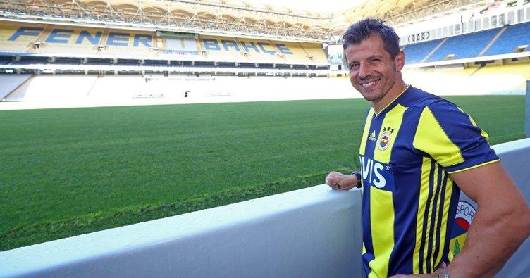 1 yıl futbolcu, sonra idareci: Emre Belözoğlu