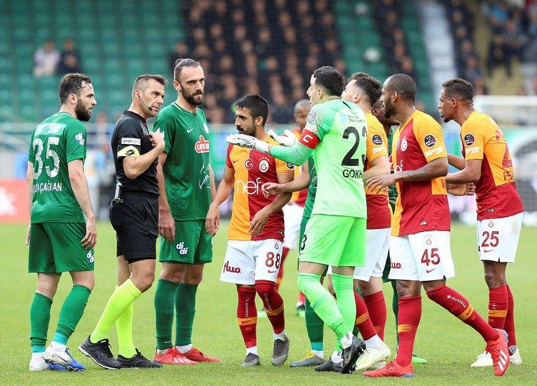 Serkan Çınar'la ilgili şok gerçek! Emre Akbaba'nın ayağının kırıldığı pozisyonda...