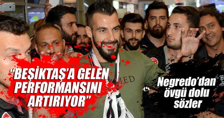 Beşiktaş uğurlu bir kulüp