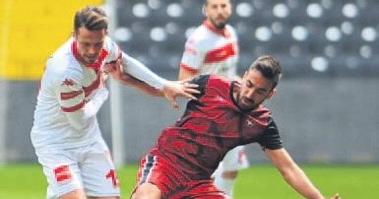 Gaziantepspor'un onur mücadelesi