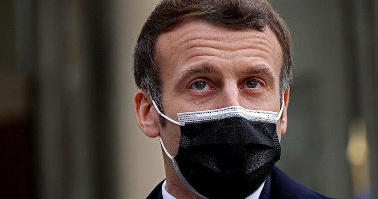 Macron'a koronavirüs aşısı eleştirisi